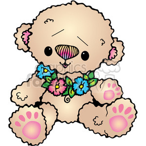 TeddyBear clipart. Commercial use image # 387489