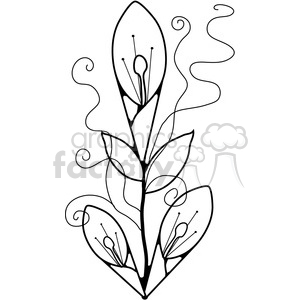 Floral Design clipart. Royalty-free image # 387567