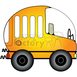 Funny Auto 02 clipart. Royalty-free image # 387687