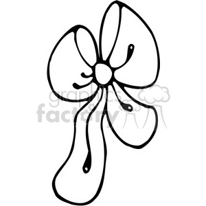Bow 01 clipart clipart. Commercial use image # 388024