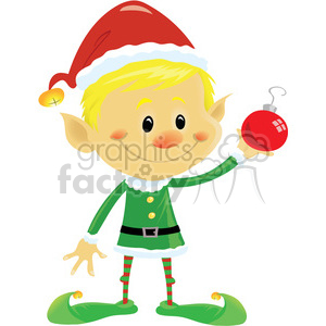 male elf clipart. Royalty-free image # 393406