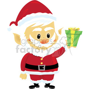 christmas cartoon characters holidaysclaus santa+claus