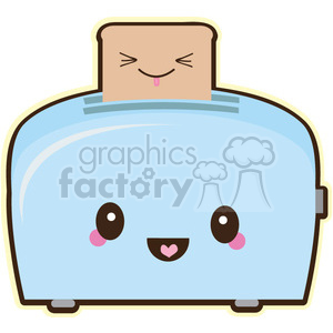 toaster clipart. Royalty-free image # 393484