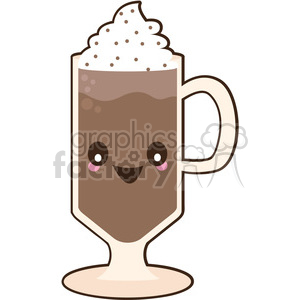 Hot Chocolate clipart. Royalty-free image # 393494
