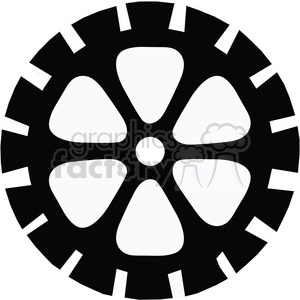 Gear 02 clipart. Commercial use image # 394085