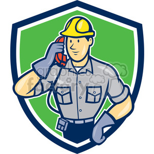 telephone repair+man tech technician repair phone
