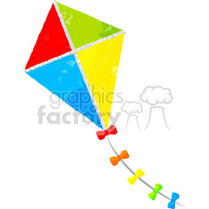 Kite geometry geometric polygon vector graphics RF clip art images clipart. Commercial use image # 397343