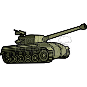 tank clipart. Commercial use image # 397981