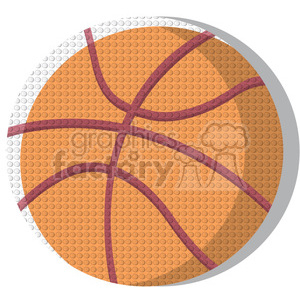 sports equipment basketball clipart. Commercial use image # 398101
