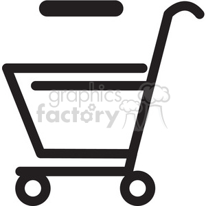 shopping cart remove icon clipart. Royalty-free image # 398316