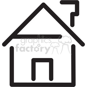 house icon clipart. Royalty-free icon # 398416