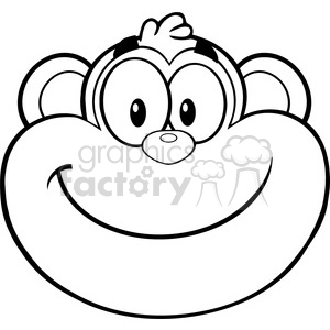 monkey chinese animal cartoon