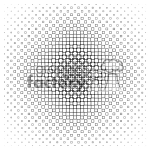 vector shape pattern design 670 clipart. Royalty-free image # 401614