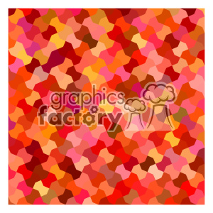 vector color pattern design 102 clipart. Royalty-free image # 401619