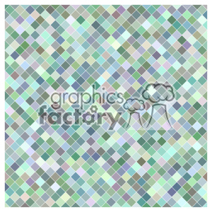vector color pattern design 018 clipart. Royalty-free image # 401629