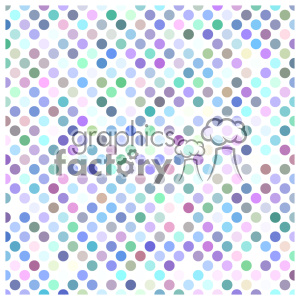 vector color pattern design 003 clipart. Royalty-free image # 401669