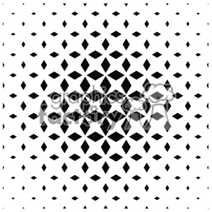 vector shape pattern design 807 clipart. Royalty-free image # 401684