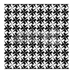 vector shape pattern design 879 clipart. Royalty-free image # 401689