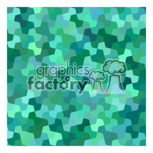vector color pattern design 105 clipart. Royalty-free image # 401709