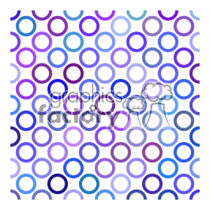 vector color pattern design 037 clipart. Royalty-free image # 401729