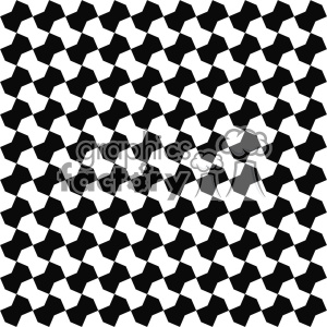 vector shape pattern design 866 clipart. Royalty-free image # 401739