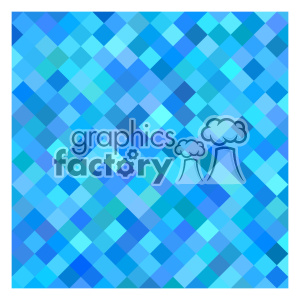 vector color pattern design 015 clipart. Royalty-free image # 401754