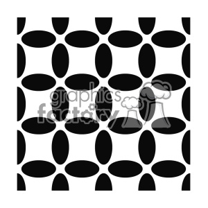 vector shape pattern design 759 clipart. Royalty-free image # 401769