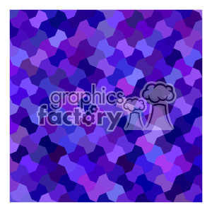 vector color pattern design 101 clipart. Royalty-free image # 401789