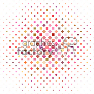 vector color pattern design 076 clipart. Royalty-free image # 401814