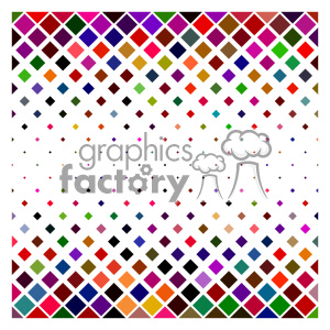 vector color pattern design 088 clipart. Royalty-free image # 401819