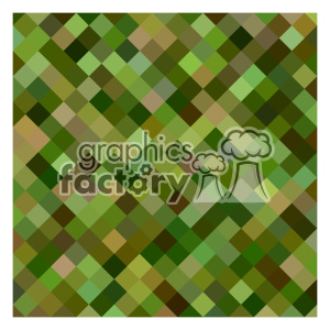 vector color pattern design 014 clipart. Royalty-free image # 401824