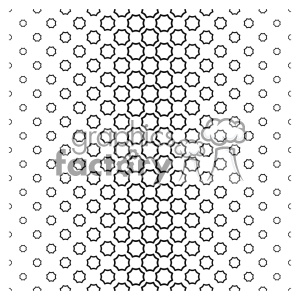 vector shape pattern design 739 clipart. Royalty-free image # 401829