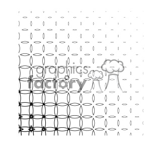 vector shape pattern design 750 clipart. Royalty-free image # 401859