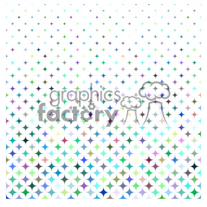 vector color pattern design 060 clipart. Royalty-free image # 401874