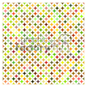 vector color pattern design 052 clipart. Royalty-free image # 401884