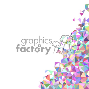 square vector background pattern designs 018 clipart. Royalty-free image # 401914