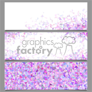 vector header banner template 012 clipart. Royalty-free image # 402074
