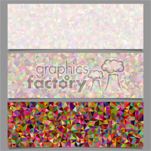 vector header banner template 027 clipart. Commercial use image # 402084