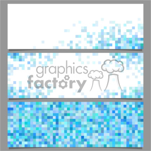 vector header banner template 013 clipart. Royalty-free image # 402094