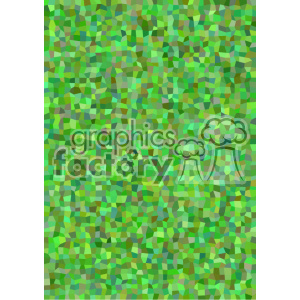 green polygon vector brochure letterhead document background template clipart. Royalty-free image # 402129