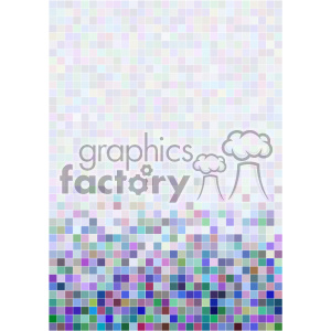 shades of gradient purple pixel vector brochure letterhead document background bottom template clipart. Royalty-free image # 402174