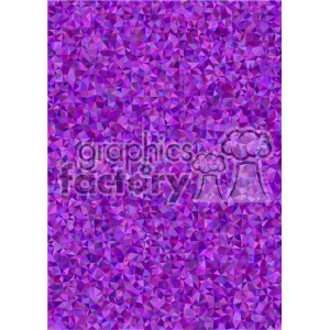 dark purple polygon vector brochure letterhead document background template clipart. Royalty-free image # 402194