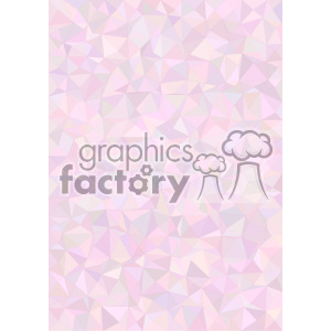faded purple polygon vector brochure letterhead document background template clipart. Royalty-free image # 402214