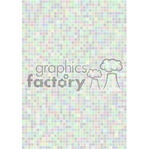 shades of faded colors pixel vector brochure letterhead document background template clipart. Royalty-free image # 402269