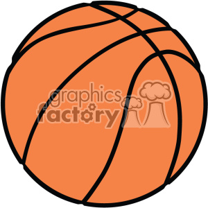 basketball svg cut file clipart. Royalty-free image # 403057