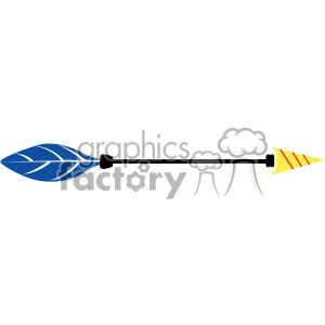 colored arrow vector design 08