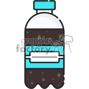 Cola clip art vector images clipart. Royalty-free image # 403845