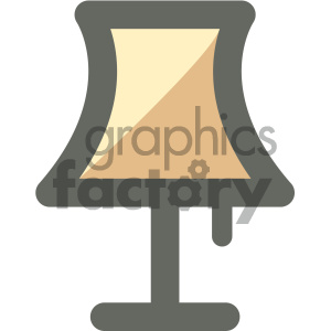 light fixture furniture icon clipart. Royalty-free image # 405641