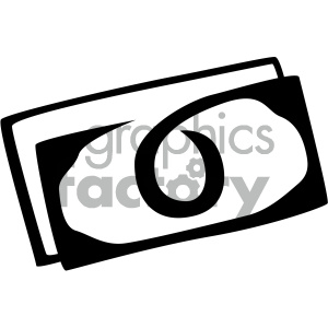 money vector flat icon clipart. Royalty-free image # 405793