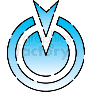 target site icon clipart. Commercial use image # 406169